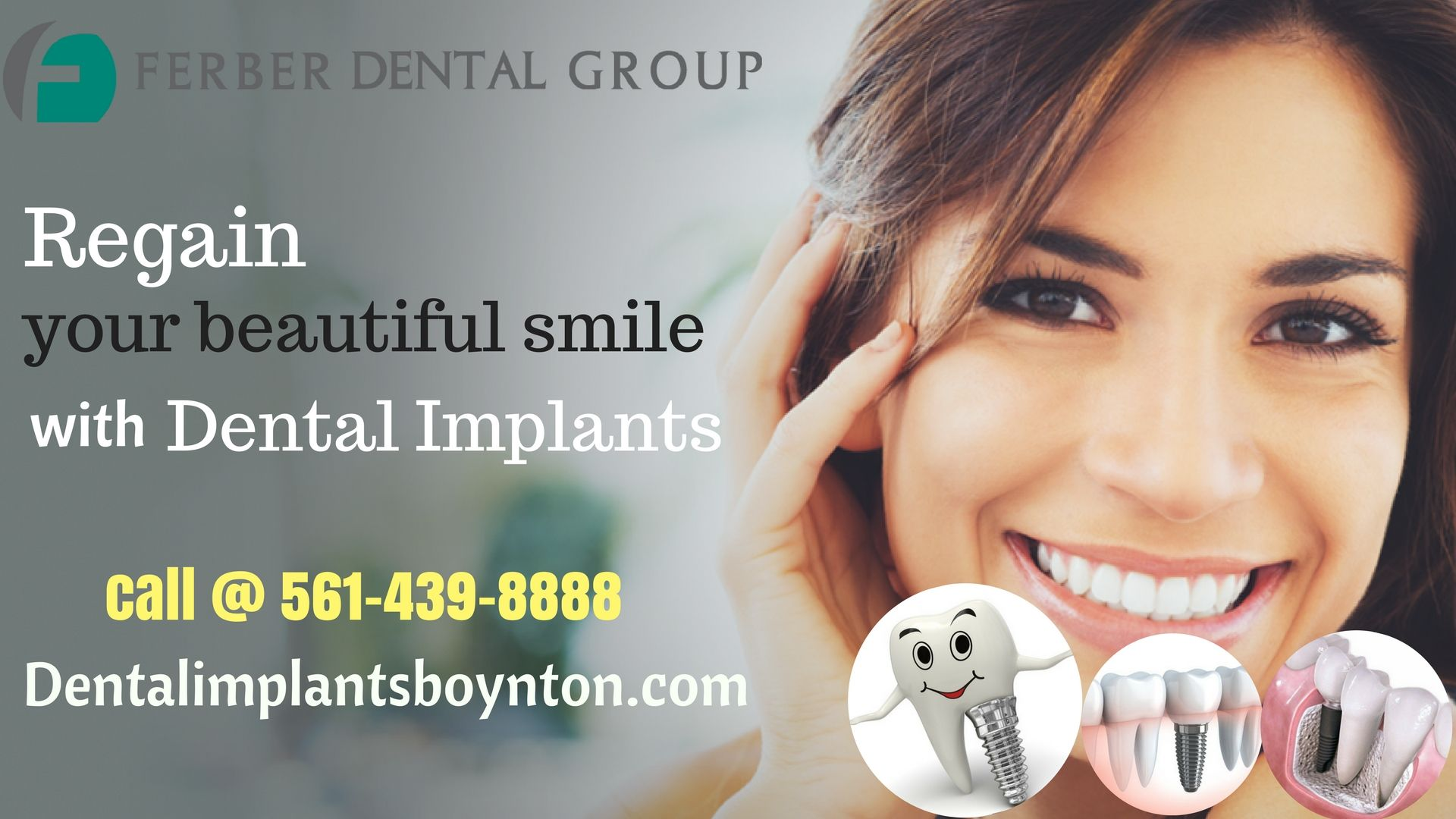 Cant T Able To Enjoy Food Due To Missing Teeth Don T Worry Boynton Beach Dental Implant Is The Right Solution For Dental Implants Dental Best Dental Implants