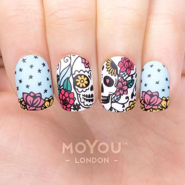 Meet maria moyou londons mexico nail art collection is all about moyou londons mexico nail art collection is all about aztec inspired prinsesfo Gallery