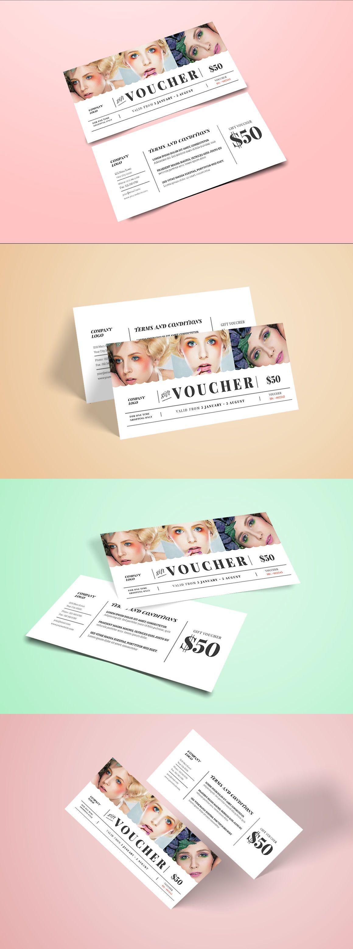 Fashion gift voucher template ai psd pinteres fashion gift voucher template ai xflitez Choice Image