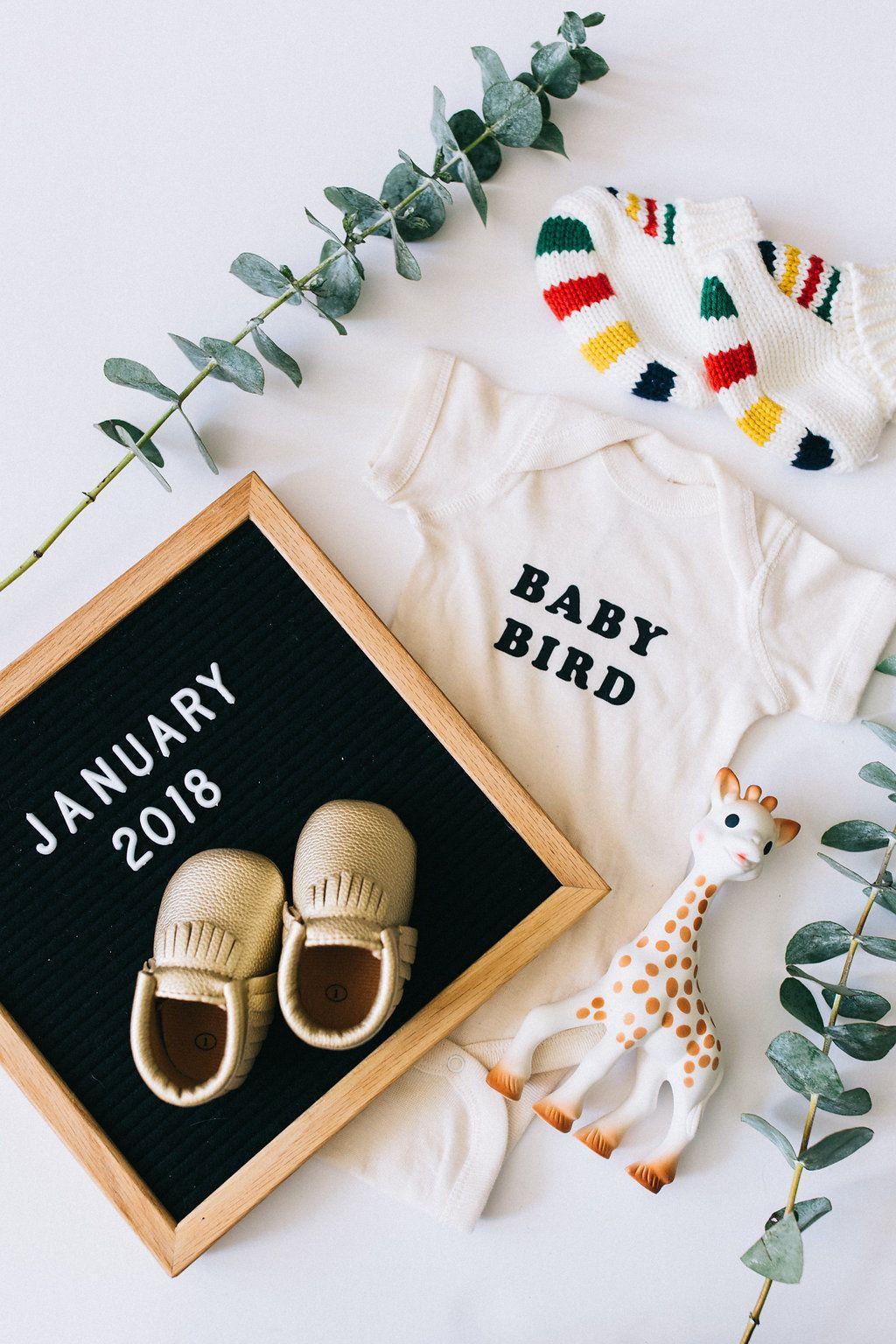 48++ Birth announcement letter board trends