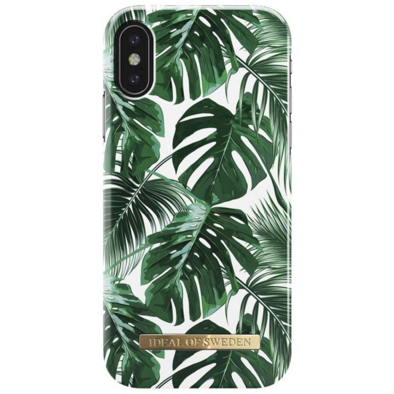 Ideal Of Sweden iPhone X Monstera jungle - Coque   Accessoires ...