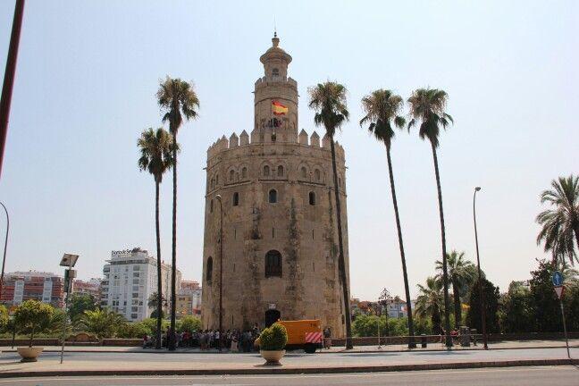 Spain,  Sevilla, Torre d'Oro