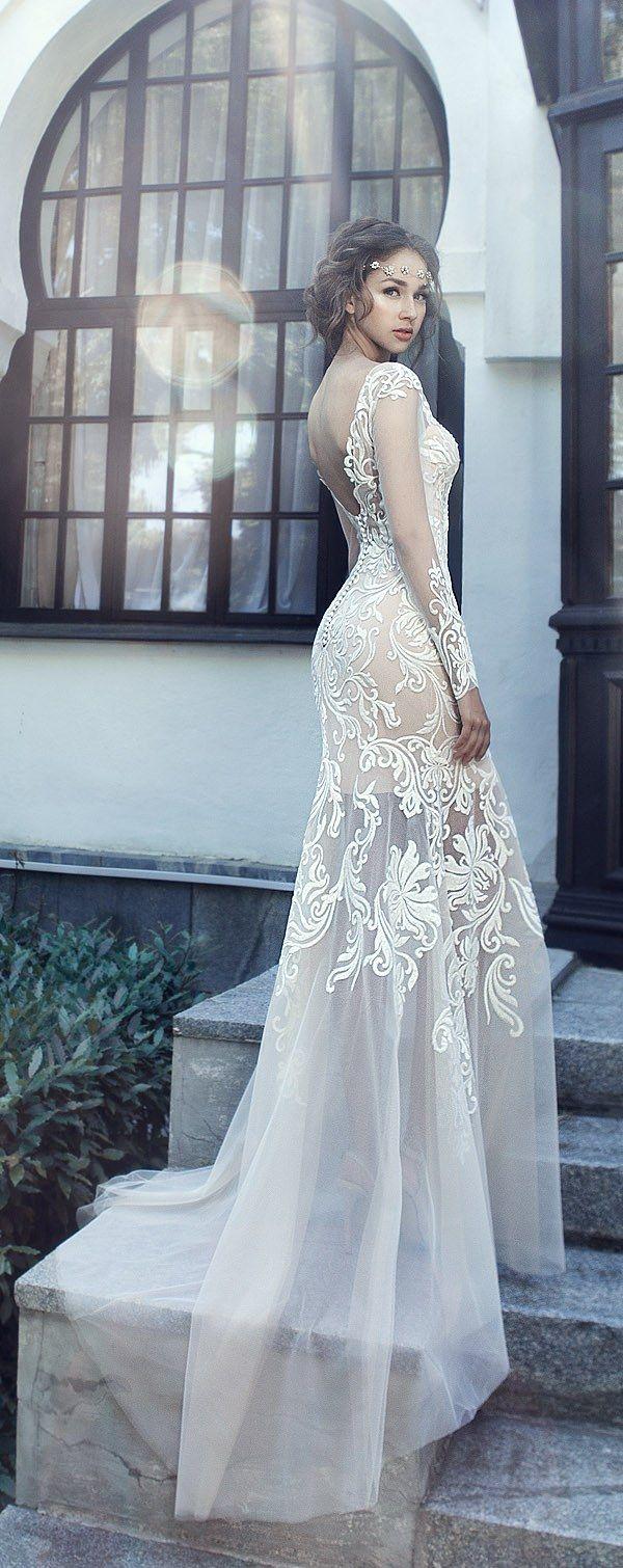 LOVE! Milva Wedding Dresses 2017 & Fall 2016 Collection | Vestidos ...