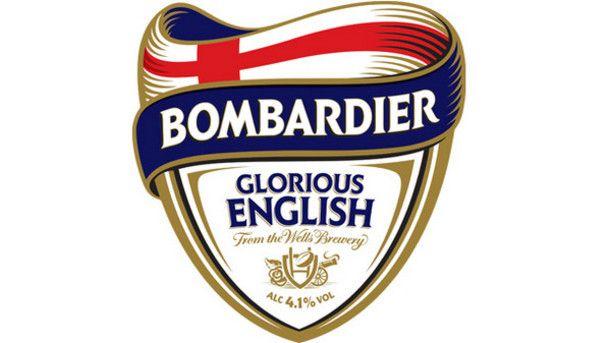 New Look For Bombardier British Beer Beer Label Beer