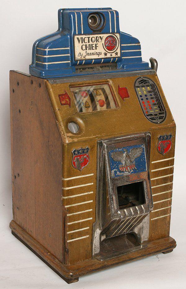 Jennings 400 Slot Machine