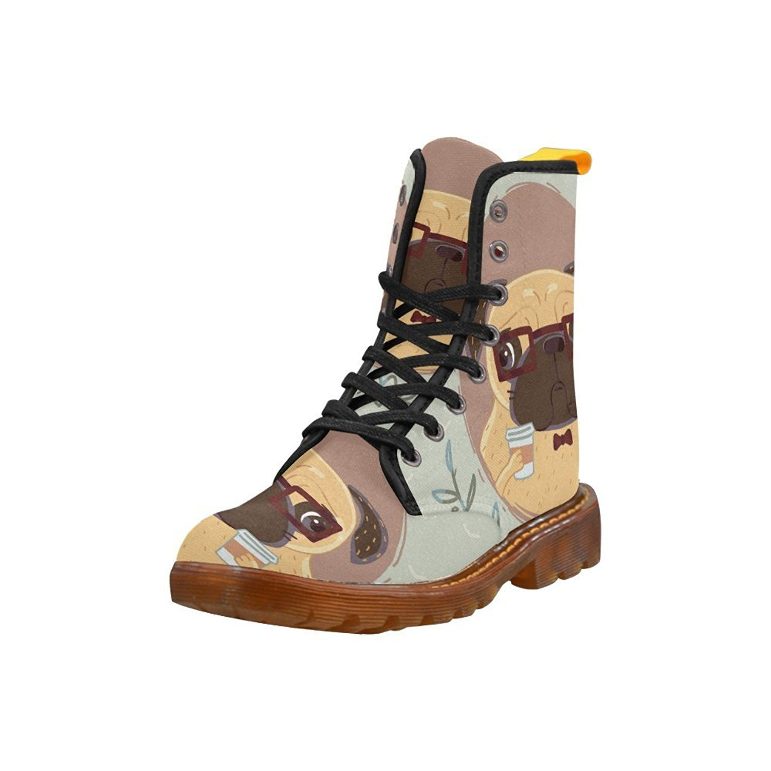Shoes Baseball Lace Up Martin Boots For Women