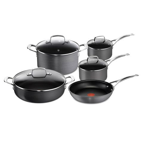 My Jamie Oliver Tefal Pan Set I Have An Extra Small Frypan The