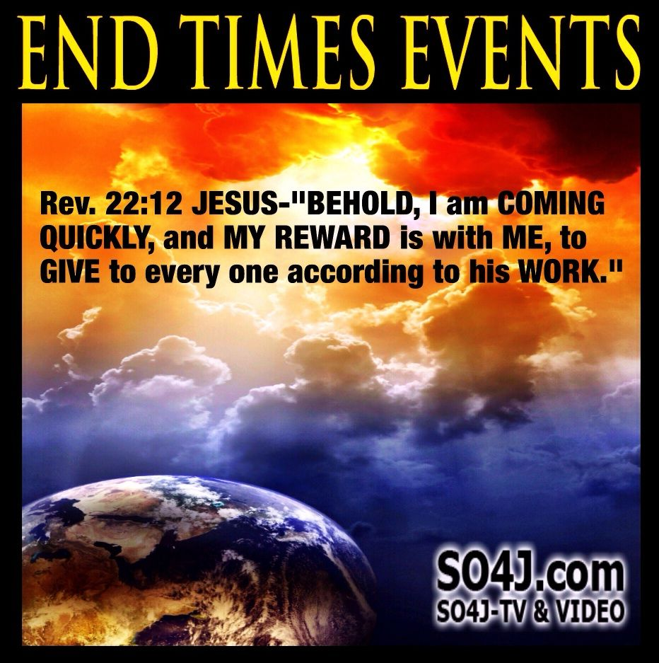 End Times Events Jesus Returns At His Second Coming