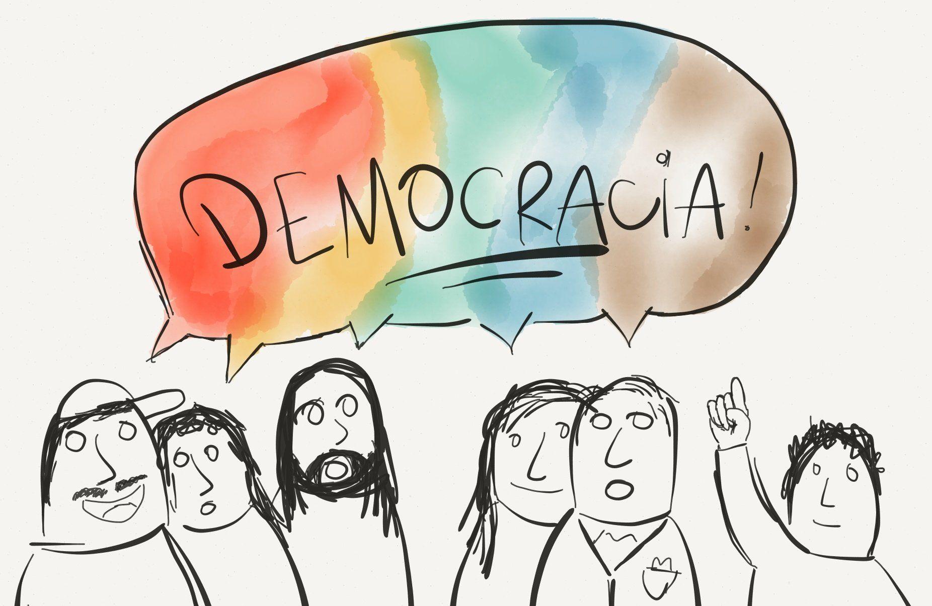 Resultado De Imagen Para Democracia Que Es La Democracia Dia De La Democracia Estado Democratico