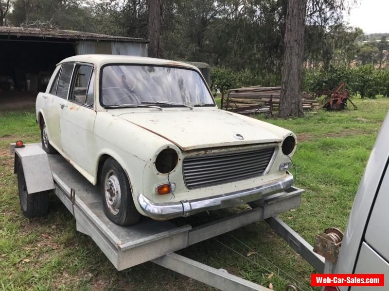 MORRIS 1100 S MANUAL 1275 MINI LEYLAND /MORRIS ENGINE COMPLETE CAR ...