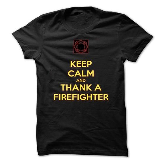 FireFighter T Shirts, Hoodies. Check price ==► https://www.sunfrog.com/LifeStyle/FireFighter-31898545-Guys.html?41382 $19