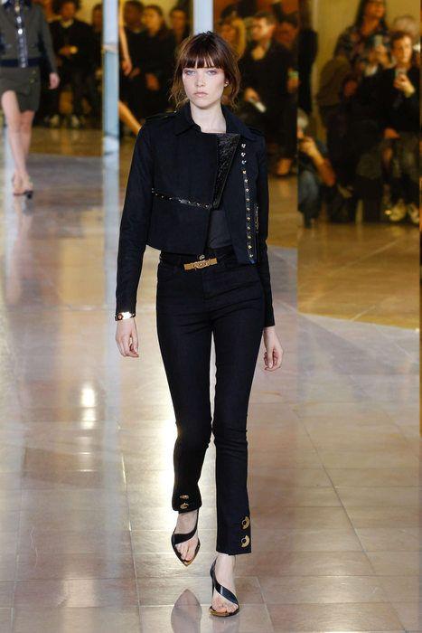 Anthony Vaccarello Printemps/Eté 2016, Womenswear - Défilés (#23042)