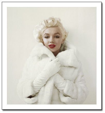 there's always room for a little Marilyn in the house