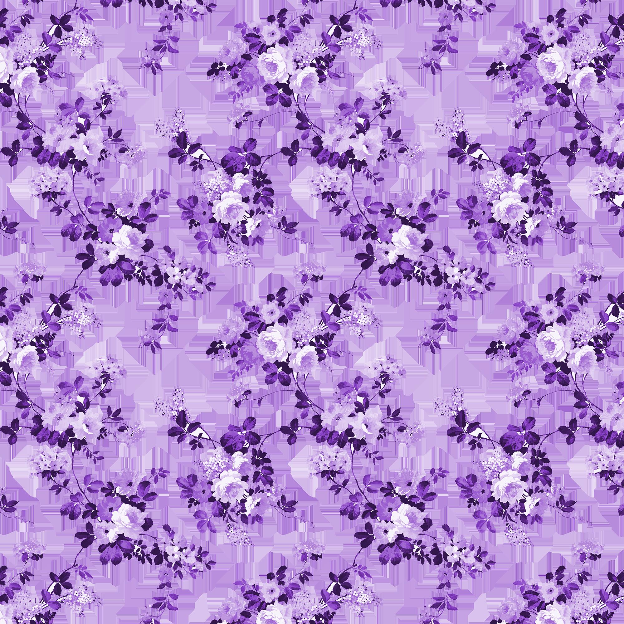 Iphone Xs Case Vintage Lavender Purple Elegant Roses Floral By