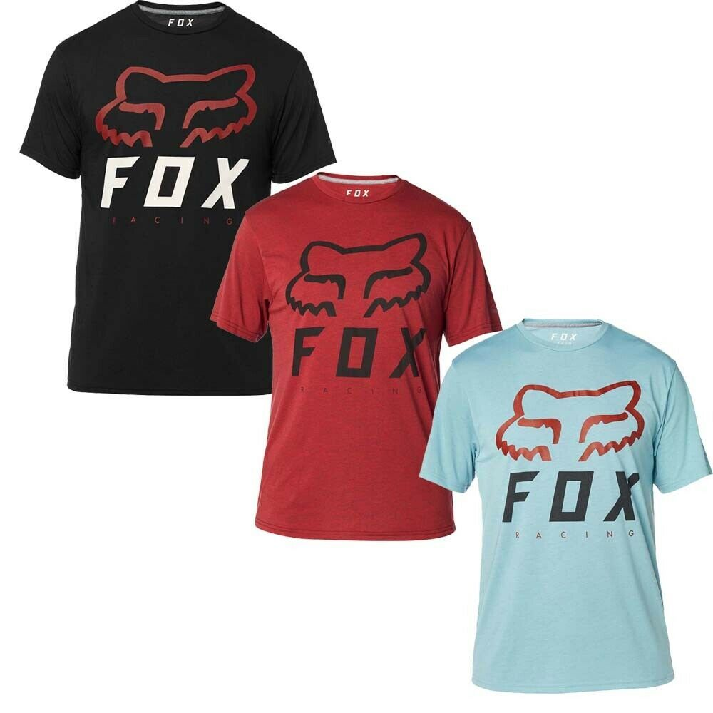 New Fox Men's Heritage Forger Short Sleeve T-shirt