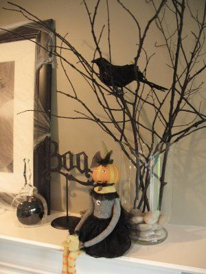 Tutorial Spooky Halloween decorating ideas! Spooky halloween - cheap halloween decor ideas