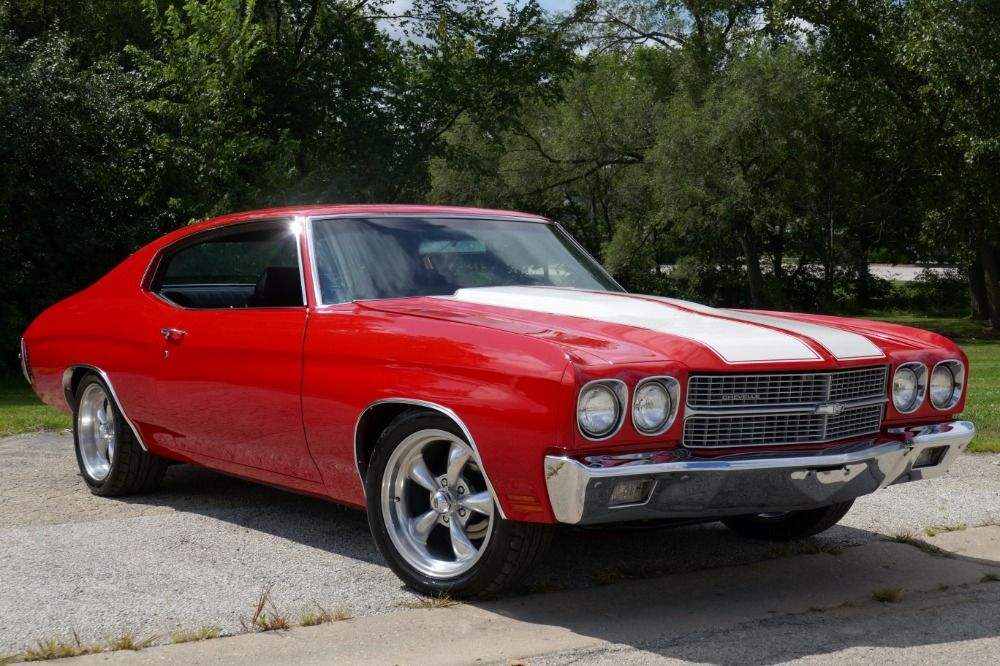 Used 1970 Chevrolet Chevelle Big Block 454 Horse Shoe Floor