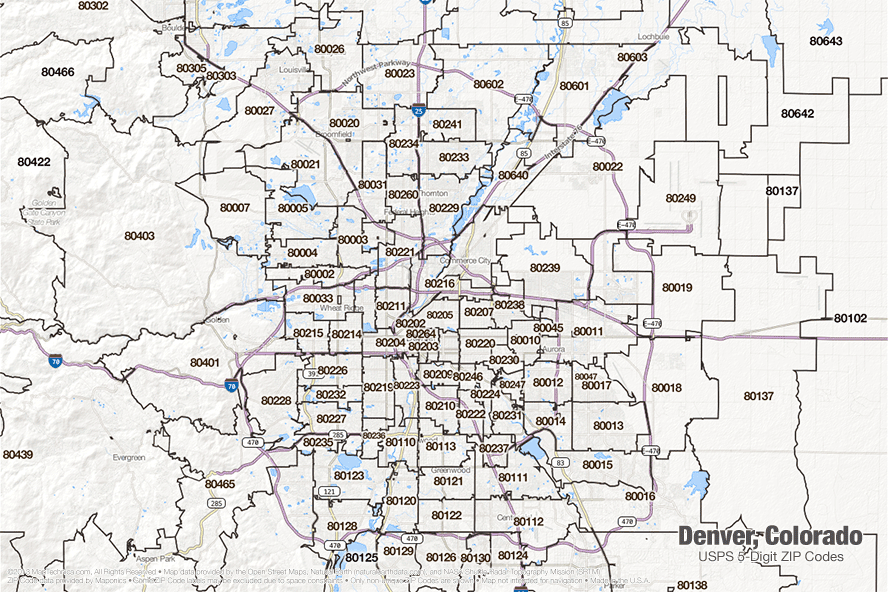 Pin by Joe F on Denver Historical Maps | Historical maps ...