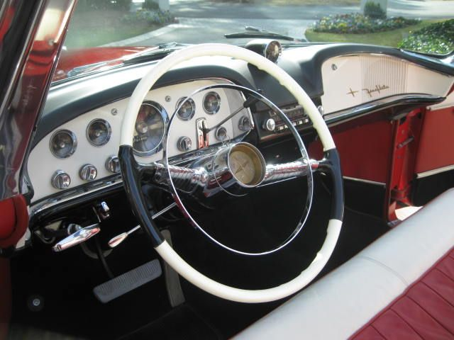 1955 Desoto Fireflite dashboard Maintenance/restoration of