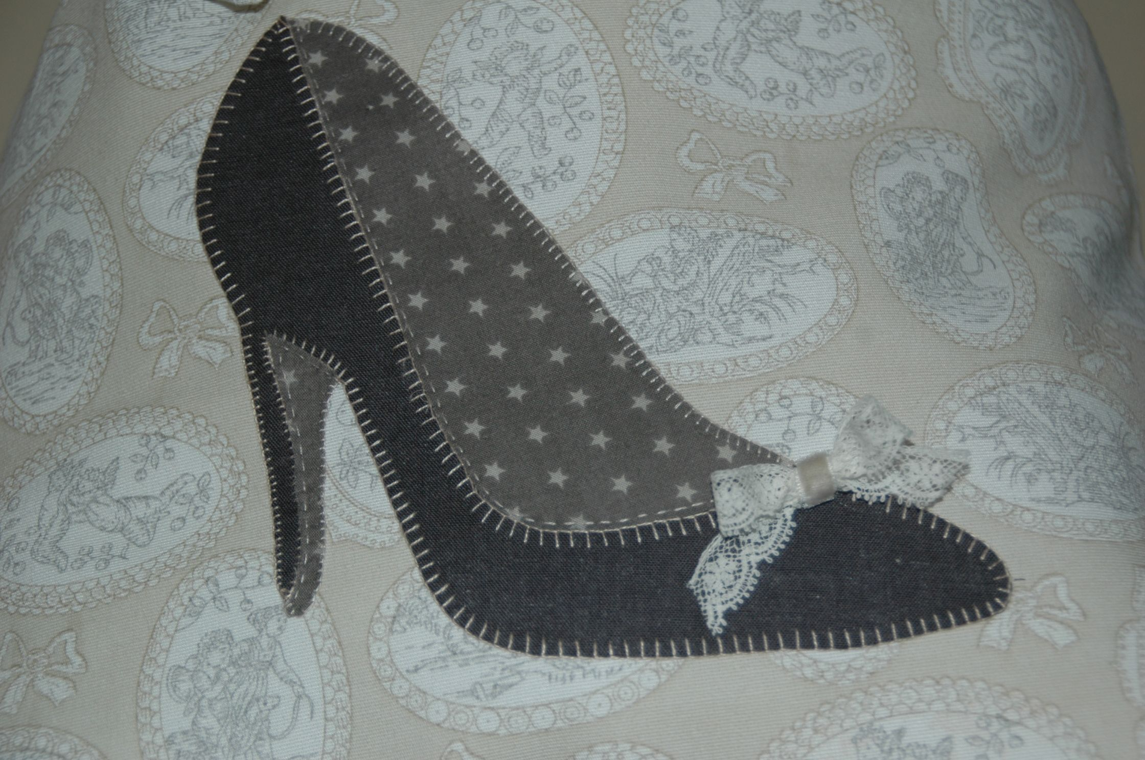 Bolsa de zapatos, hecho a mano