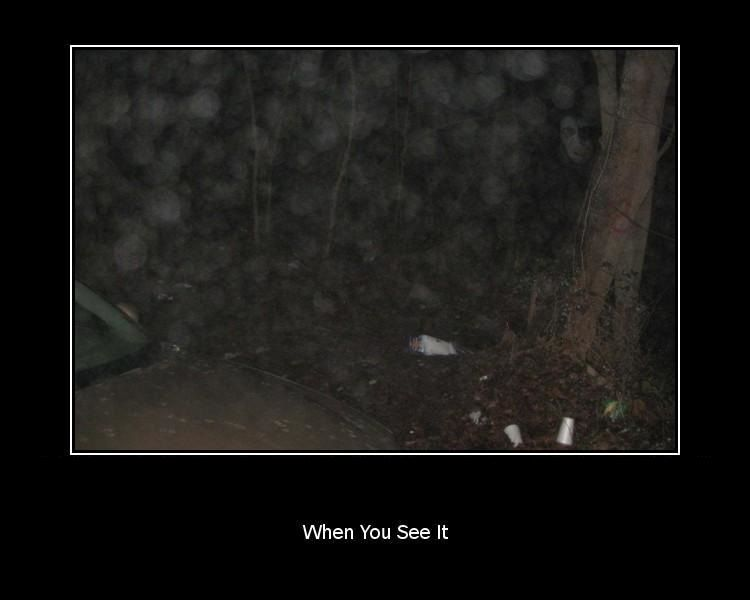 When you see it - creepy - http://jokideo.com/when-you-see-it-creepy/