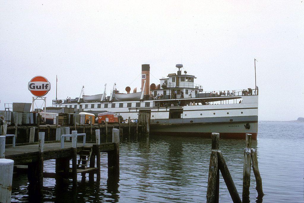 Pin by Mike crew on 268. Steamship Nobska Model ships