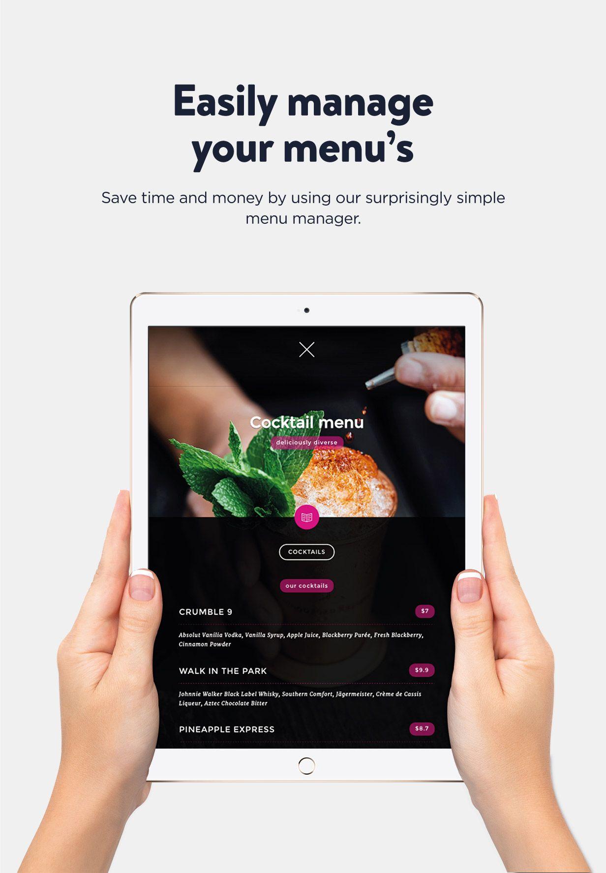 ambiance restaurant menu management restaurant theme wordpress free