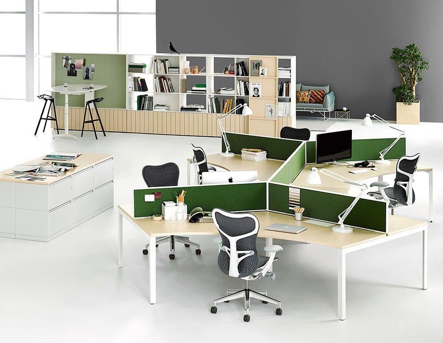 Disposizione Scrivania Ufficio : Living workplace desogn cerca con google herman miller