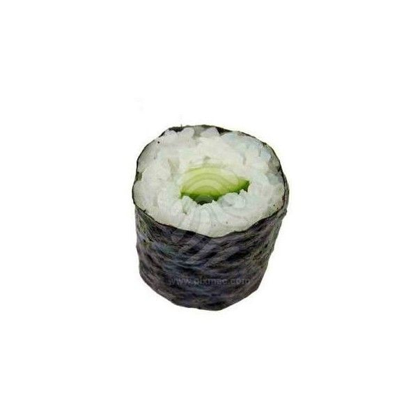 Cucumber Roll Sushi Stock Photo Pixmac Liked On Polyvore Featuring Food Fillers Food And Drink Sushi Food Drinks Backgr App Icon Ios Icon Cute Icons