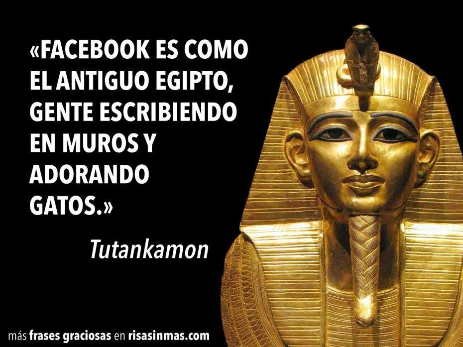 Frase De Tutankamón Frases Tutankamón Y Gracioso