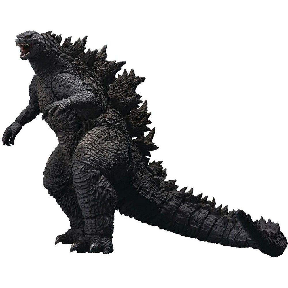Modern Godzilla Head to Tail 30cm Figur NECA Godzilla The Movie