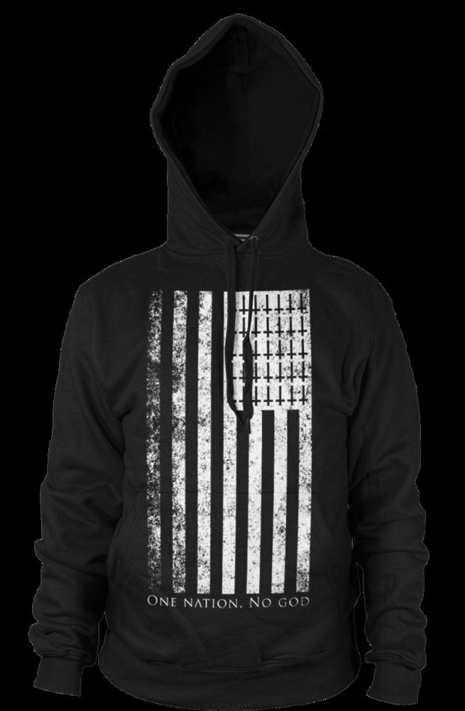 83265dac I want this sweatshirt for Xmas, haha ! Black Craft Cult / One Nation No God