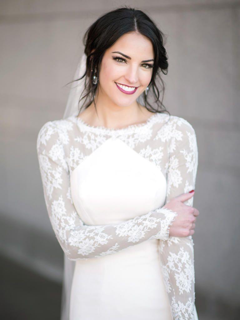 the best wedding makeup for brunettes | wedding beauty | pinterest