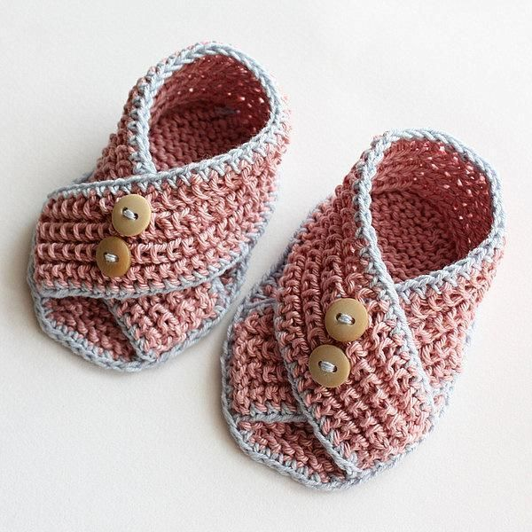Free Pattern Crochet Baby Sandals Piccolini Pattern On Craftsy