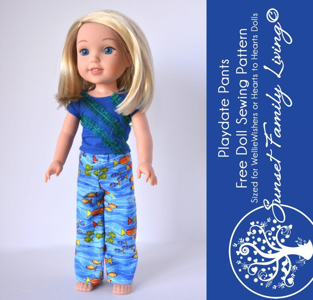 Doll Snow Cones | Puppenkleidung, Nähe und DIY und Selbermachen