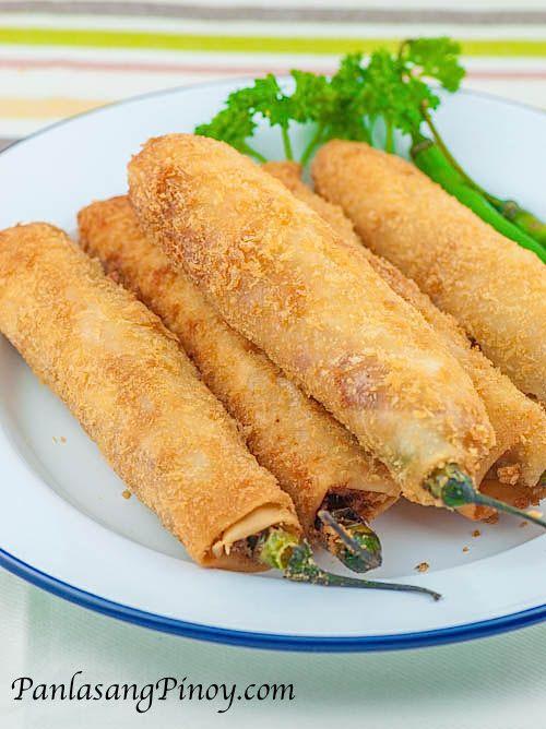 Chicken Dynamite Lumpia Recipe Panlasang Pinoy Recipe Lumpia Recipe Recipes Lumpia