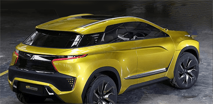 2020 Mitsubishi Outlander Sports Redesign Relase Date Price Mobil