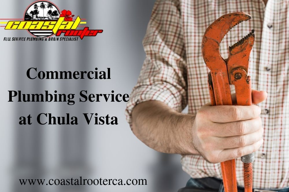 Want to avail the Commercial Plumbing Service at Chula