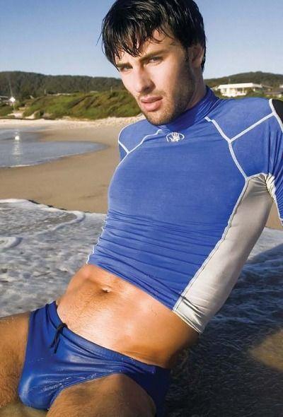 Hot wet tight gay speedos