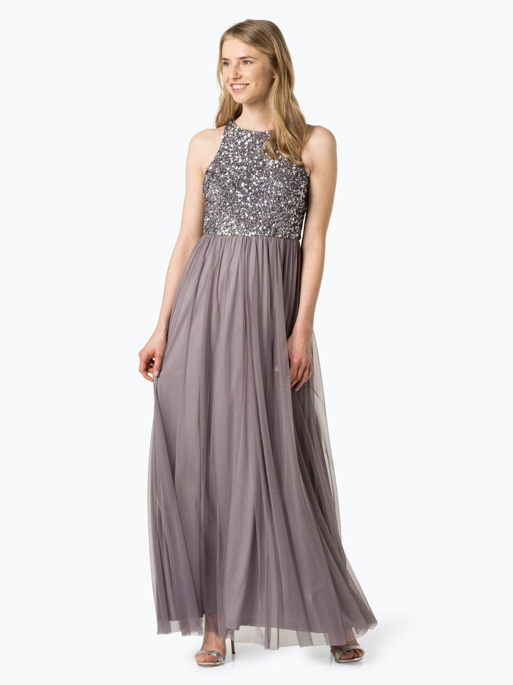 Marie Lund Abendkleid lila  Abendkleid, Marie lund, Kleider