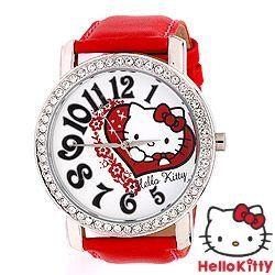 Hello Kitty kello