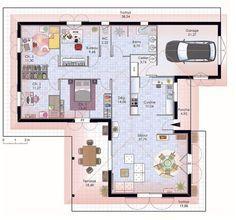 Maison De Plain Pied 1