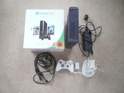 Microsoft Xbox 360 250 GB Black Console https://t.co/hmE2vgazCv https://t.co/pqcIjGHc5S