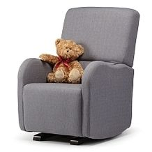 Shermag Luca Glider Rocker Grey From Toys R Us Canada 399 99 Phoebe This One Is Very Nice