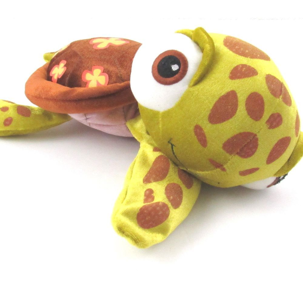 Squirt Turtle Plush Disney Store From Finding Nemo Stuffed Animal