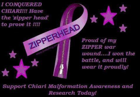Zipperheads!!