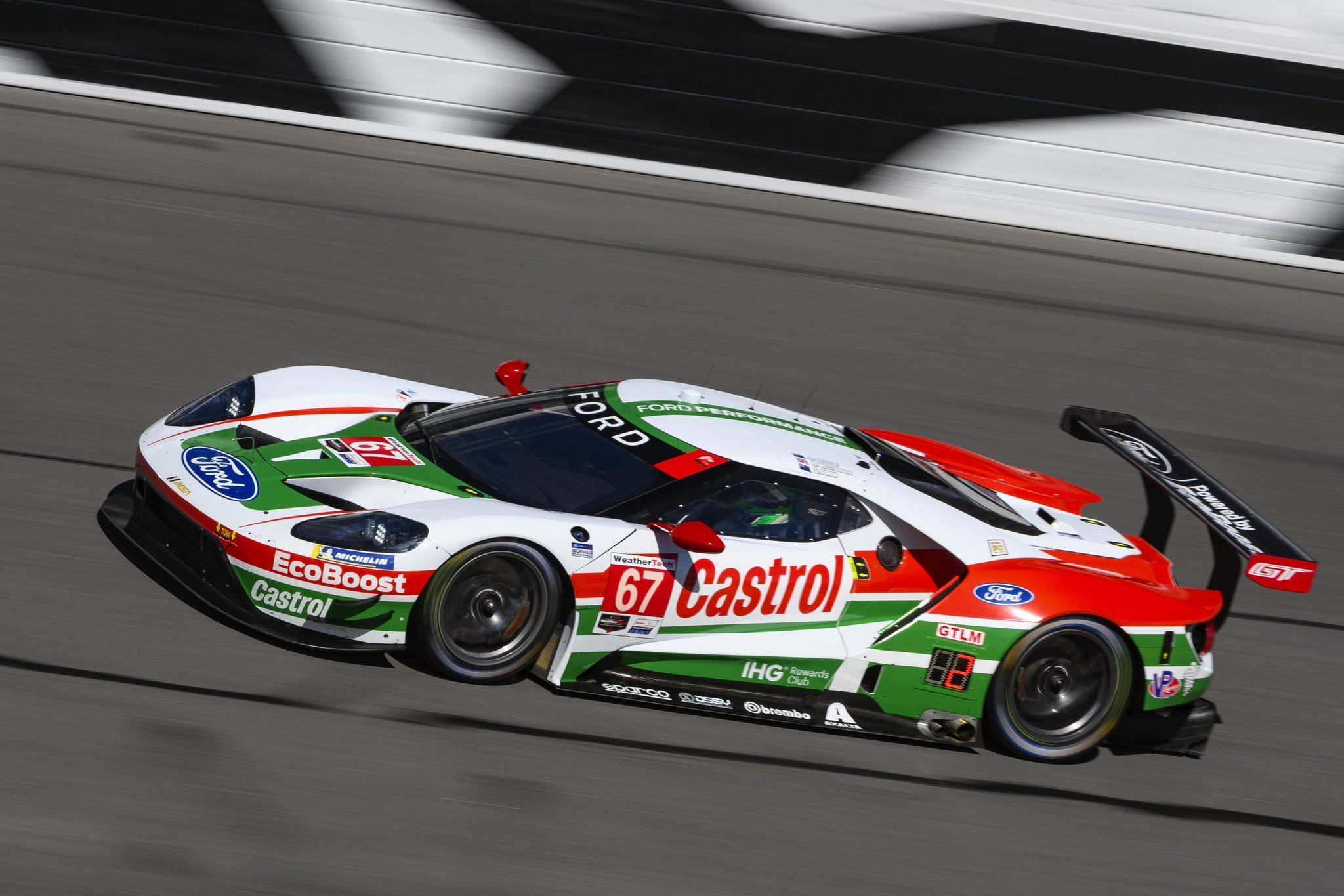 Cgr Sportscar On In 2020 Ford Gt Ford Racing Sports Car Racing