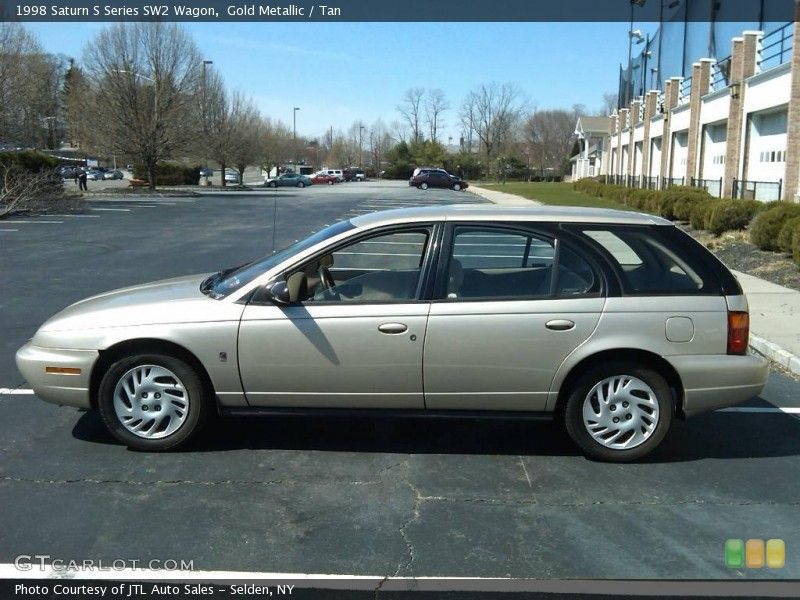 Saturn Wagon For Sale | The Wagon