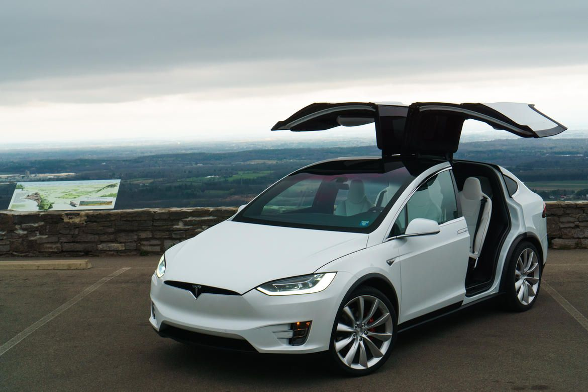 Tesla Model X On The Inside And Out Page 4 Tesla Model X Tesla Model Tesla Suv