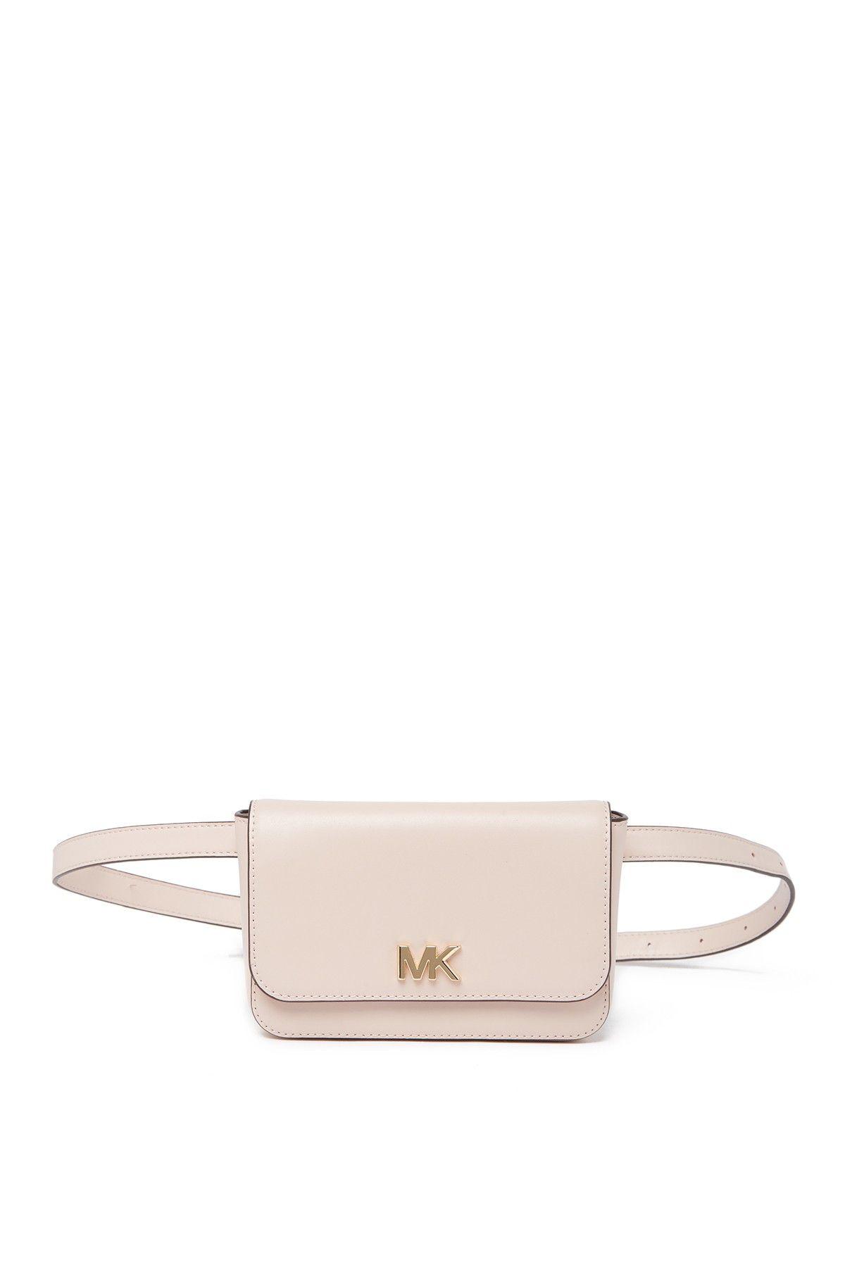 Michael Michael Kors Mott Leather Belt Bag Nordstrom Rack Leather Belt Bag Belt Bag Michael Kors Bag